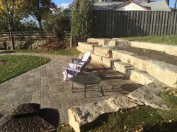 Natural Stone Terrace